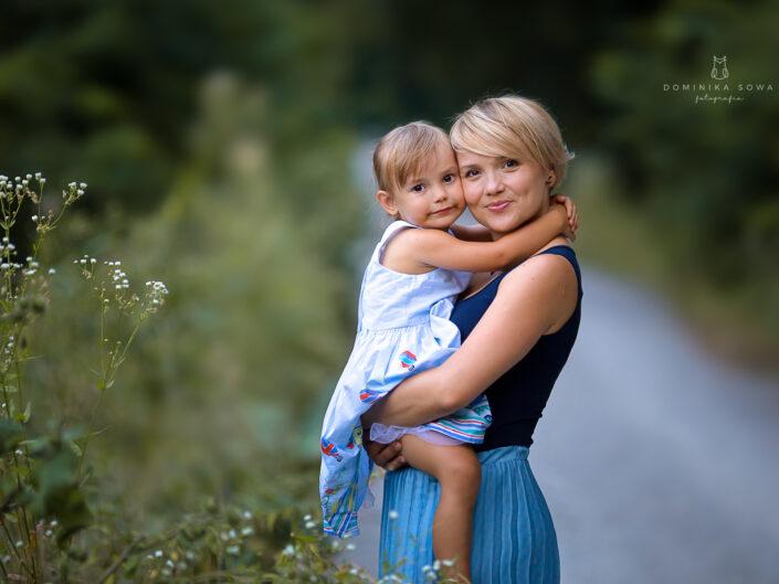 Fotografia rodzinna plenerowa - Dominika Sowa