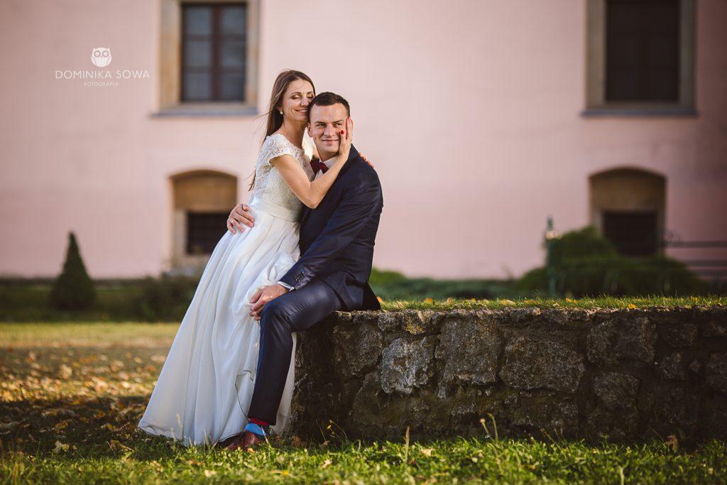 Plener ślubny Anety i Jarka - Dominika Sowa Fotografia
