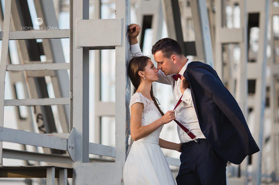Plener ślubny – Aneta i Jarek