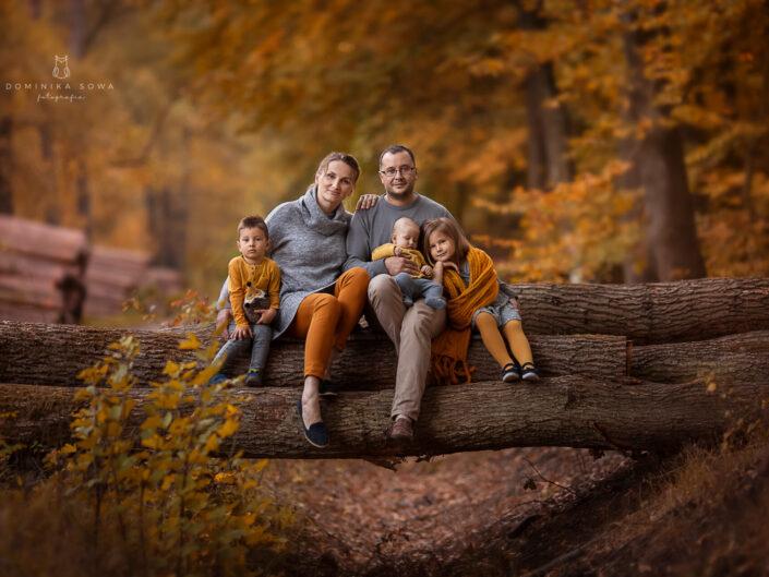 Sesja plenerowa rodzinna - Dominika Sowa Fotografia