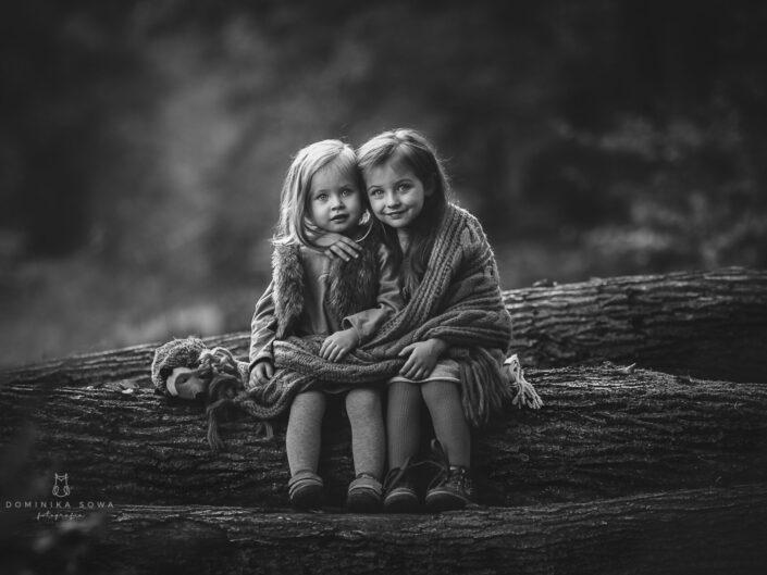 Sesja plenerowa z dziećmi - Dominika Sowa Fotografia