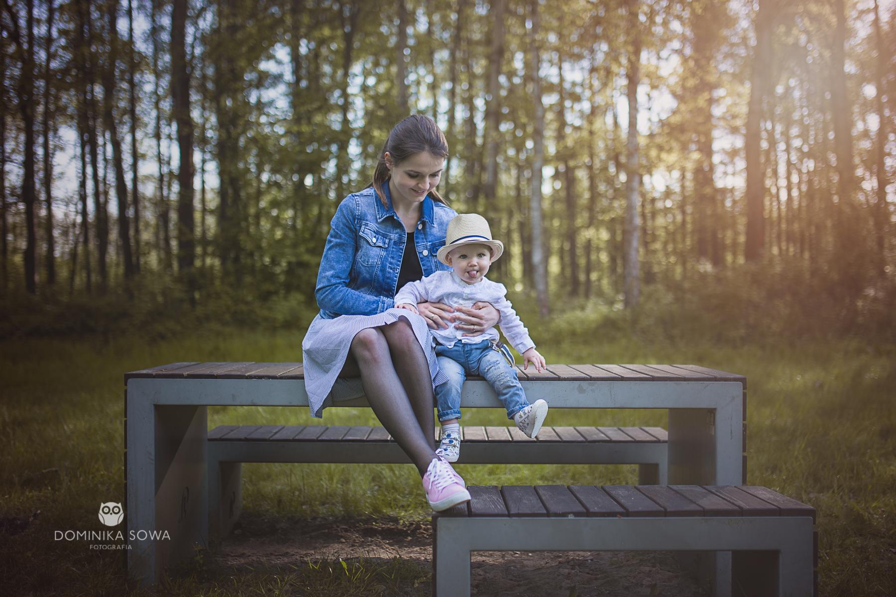 Rodzinny plener fotograficzny