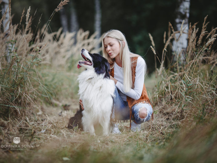 Zdjęcia z psem